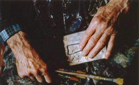 巴尔蒂斯的手