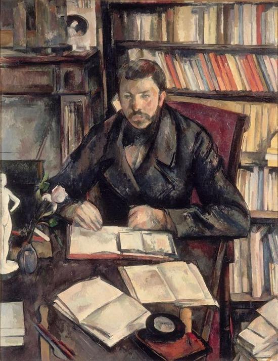 古斯塔夫・杰夫瓦(Gustave Geffroy),1895-6年