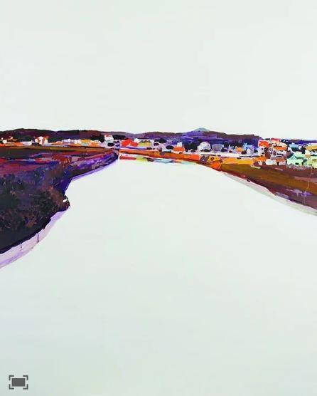 田中功起,River, White,2008