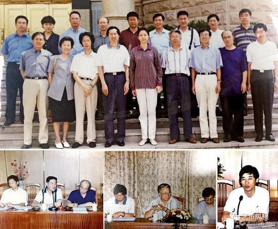 1999年8月,中国拍卖行业协会文化艺术品拍卖专业委员会筹备会在苏州召开