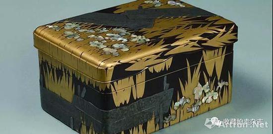 光琳的经典代表作丨藏于东京国立博物馆