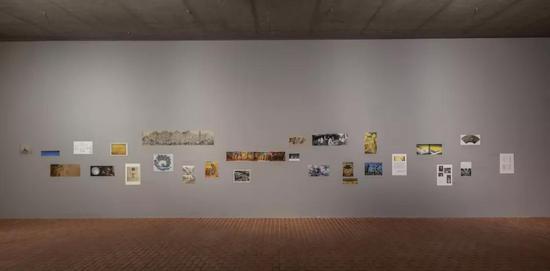 《小艺术史1-2》红砖美术馆展出现场 朴赞景2014/2017