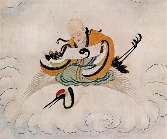 鹤吉祥寓意藏在中国美术中