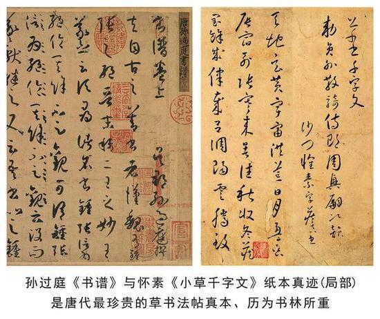 唐代最昂贵的书法真迹