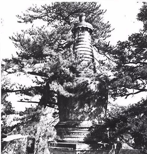 ▌1935年西山大觉寺