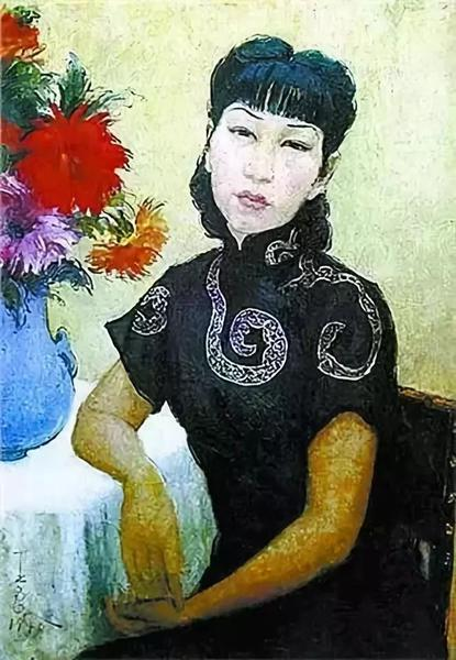 婚后不久潘赞化和潘玉良去了上海,潘玉良开始了她的艺术之路。
