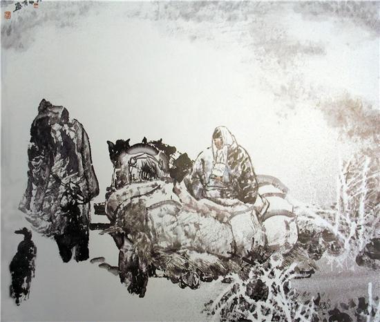 《茫茫雪原》1994年