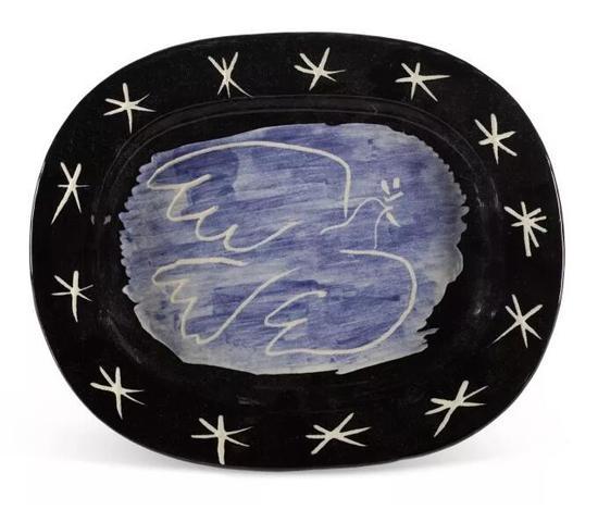 毕加索与陶器艺术的晚年邂逅