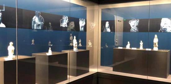 来上海历史博物馆寻找中国瓷塑的顶点