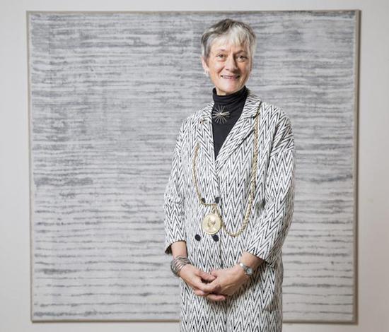 丽贝卡·索尔特担任英国皇家艺术研究院新院长