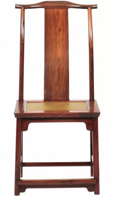 黄花梨灯挂椅 私人藏品