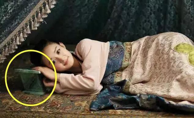 古人为什么要睡瓷枕呢