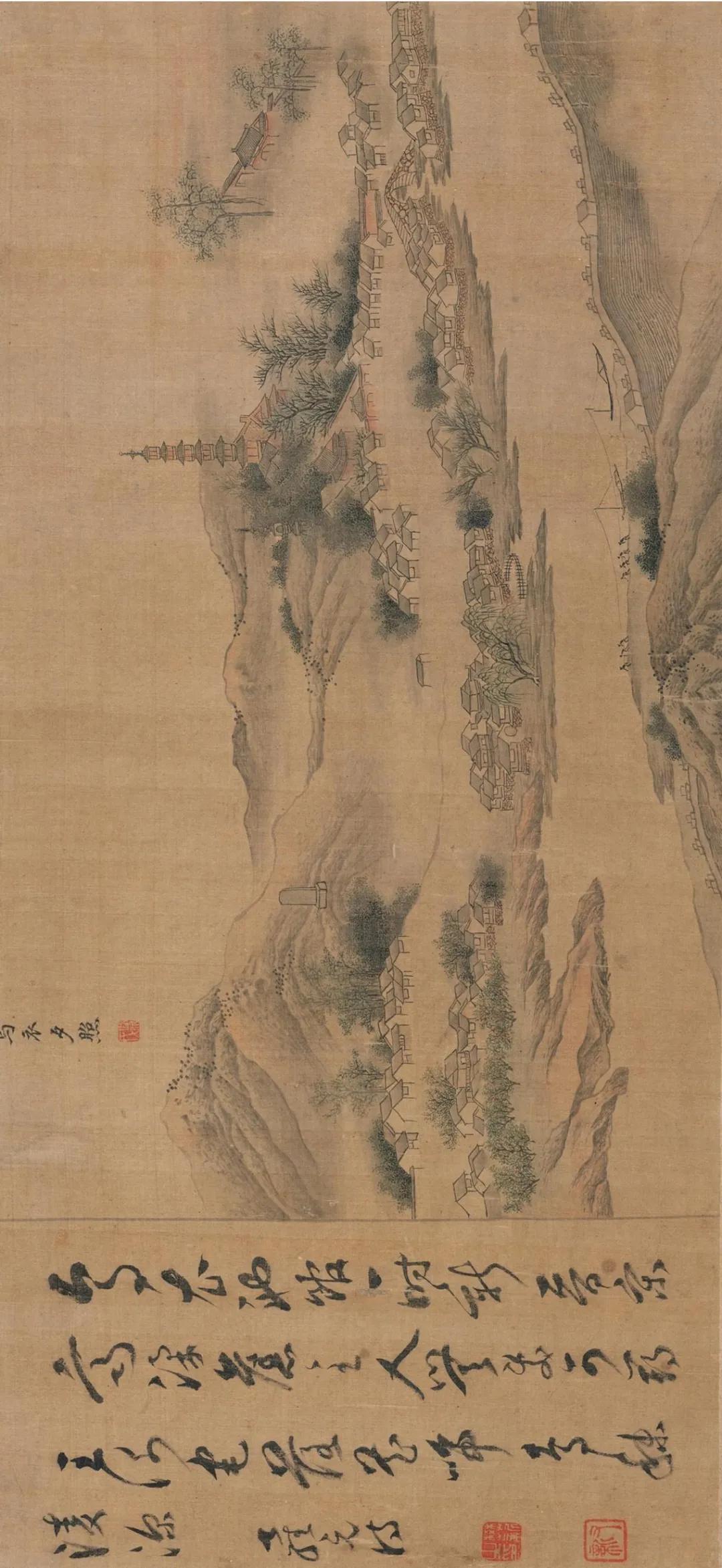 上海博物馆书法馆、绘画馆常设展更新