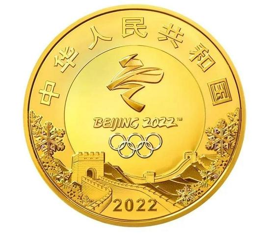 央行公告10月26日起發行彩色冬奧幣12枚