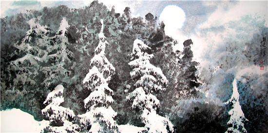 《关东小雪》2004年