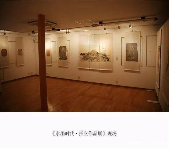 """这次""""雅集""""活动也是可以说是从汉唐开始的中日民间文化交流的延续。"""
