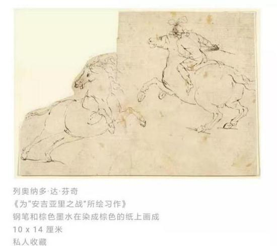 央美美术馆展达芬奇的作品竟然是假的?
