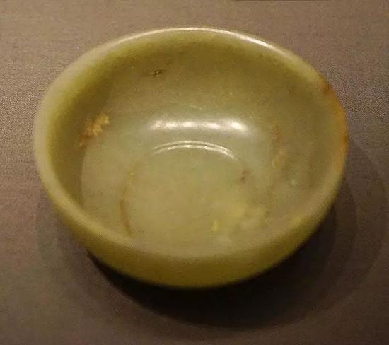 宋朝玉碗 宋,12-14世纪