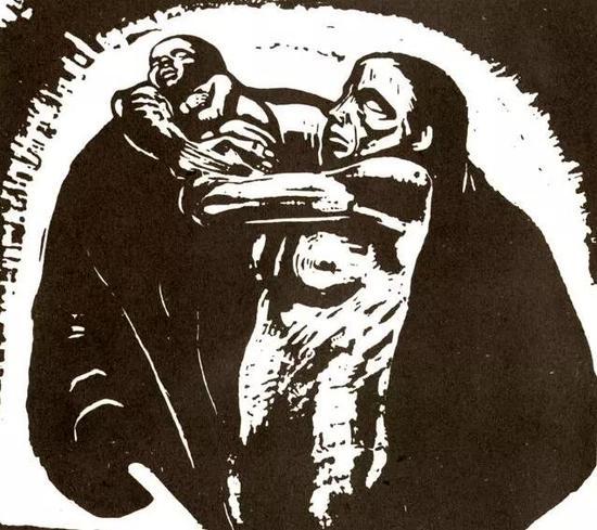鲁迅先生曾大力举荐 凯绥珂勒惠支撼动艺术界