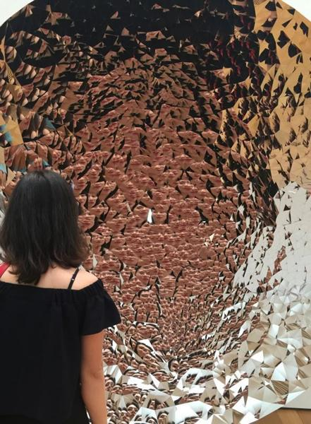 Anish Kapoor互动性雕塑作品