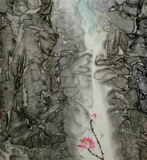 著名书画家姚伯齐艺术作品