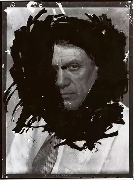 朵拉镜头下的毕加索