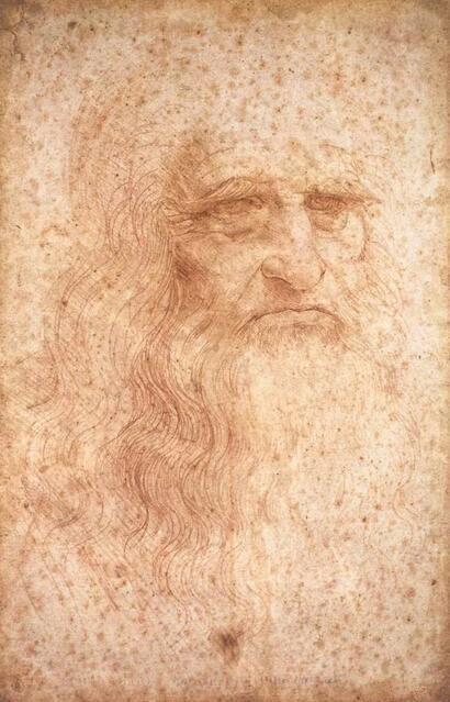 达芬奇充满好奇心和敏锐智慧的一生
