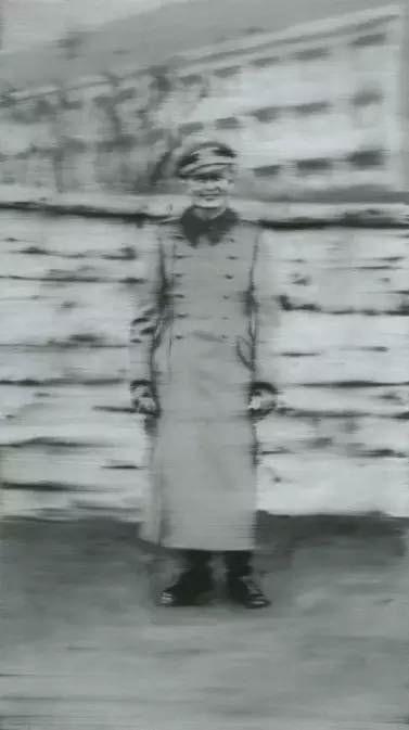 格哈德·里希特 《鲁迪叔叔》 1965年图片来自网络