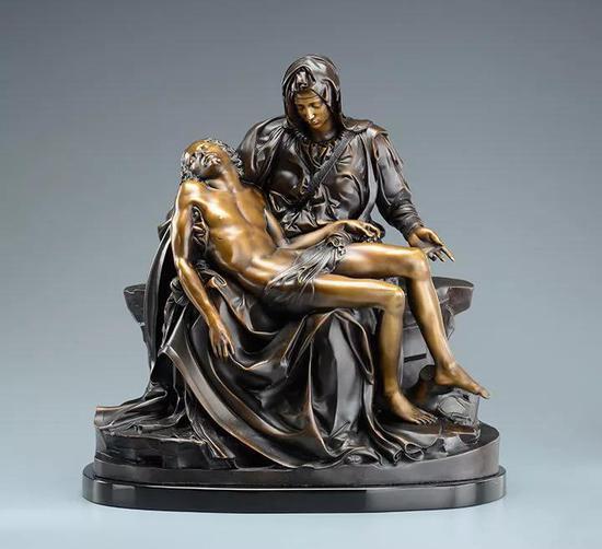 Michelangelo,Pietà,Bronze