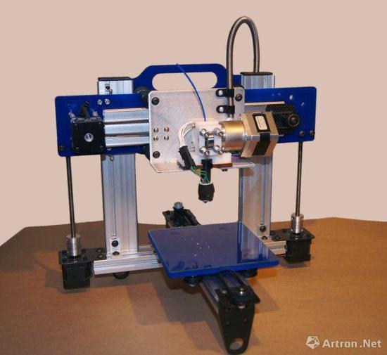 大众能够接触到的3D打印机