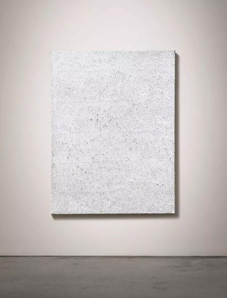 草间弥生《无尽的网#4》 一九五九年作 油画画布 143.5 x 108.6 公分 50,000,000- 70,000,000 港元