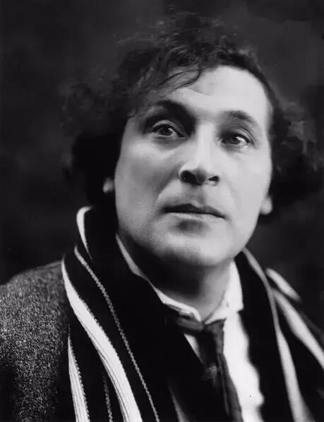 1920年左右的马克·夏加尔Marc Chagall