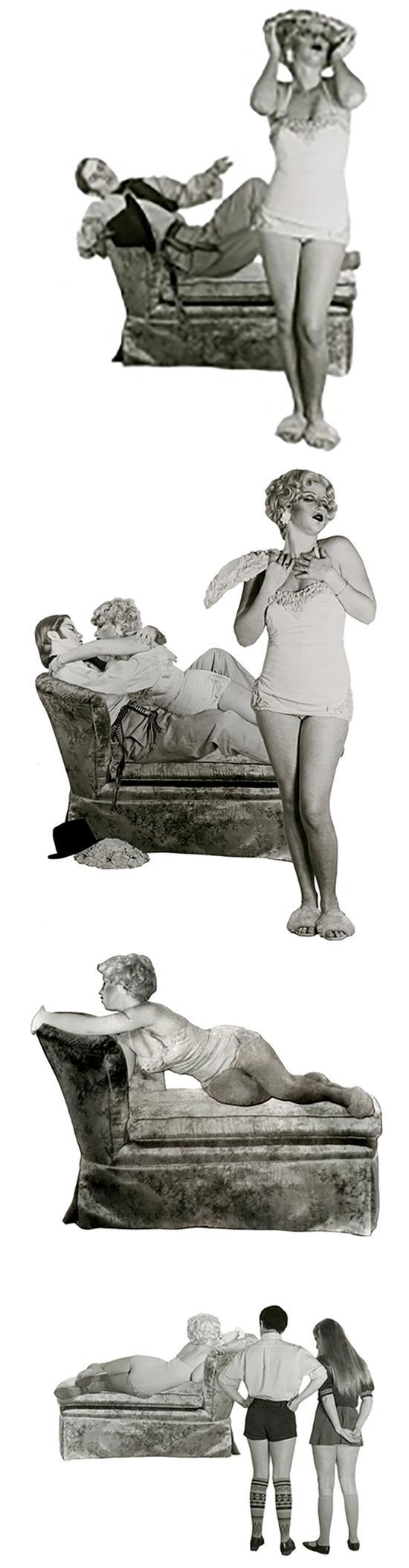 辛迪·舍曼,谋杀之谜,1976