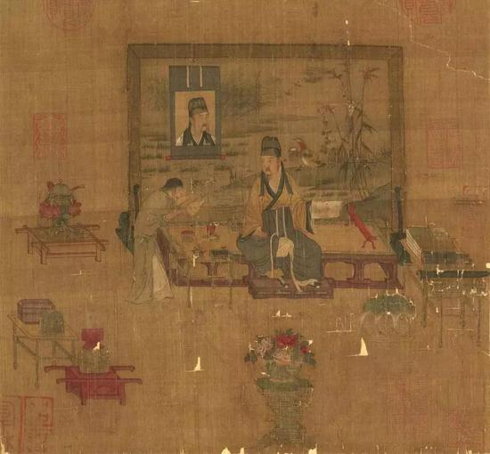 台北故宫博物院藏宋人册页