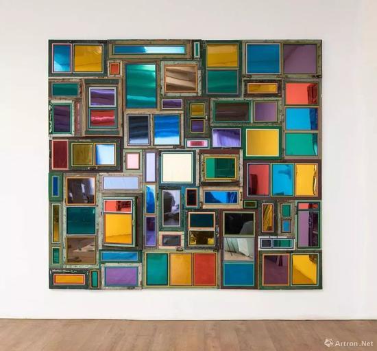 宋冬,Usefulness of Uselessness - Rectangular Window No。 7,2017