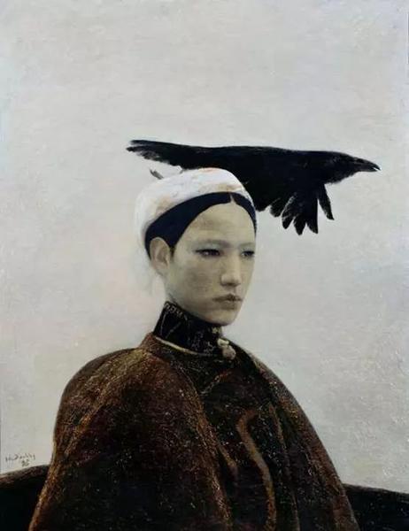 乌鸦是美丽的 1988年