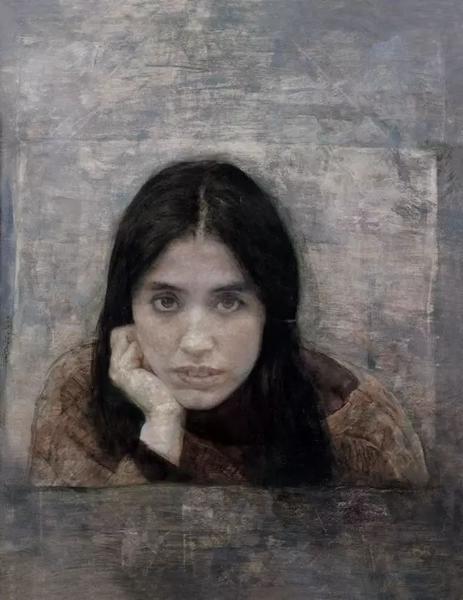 小翟的肖像 1997年