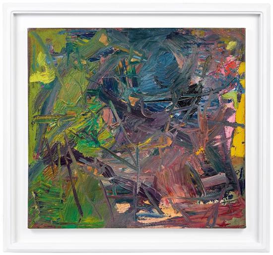 Lot 712   李希特   抽象画432-4   60.5 × 64.3 cm   成交价: HK$ 4,720,000