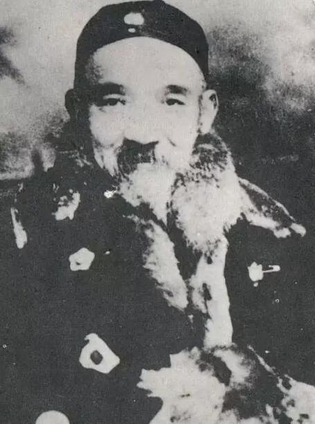 赵无极的祖父赵绍甫