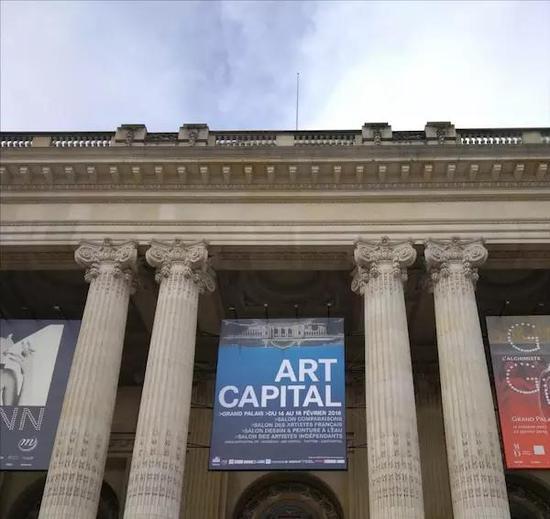中国艺术家作品精彩亮相巴黎大皇宫艺术沙龙展