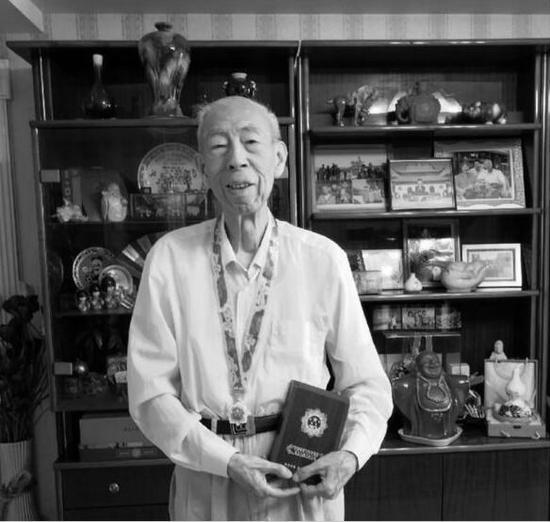书画家原国家体委宣传司司长吾如仪逝世享年90岁