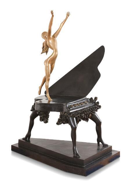 达利 超现实主义钢琴
