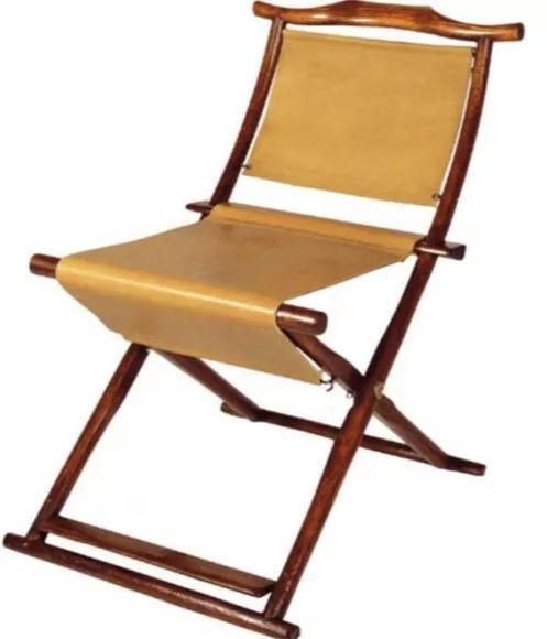 黄花梨直后背交椅 比利时布鲁塞尔侣明室藏品