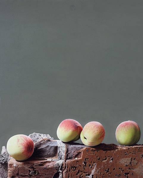 薛广陈 《豆蔻年华》 2012 年布面 油画 50×40cm