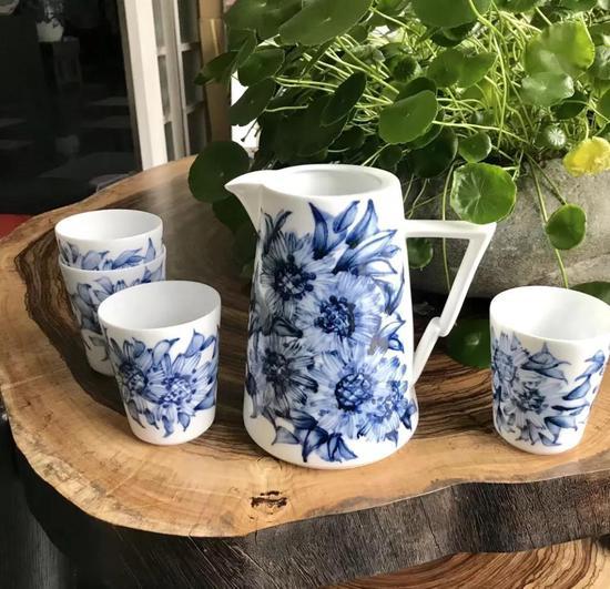 水注中国陶瓷艺术大师何炳钦作品