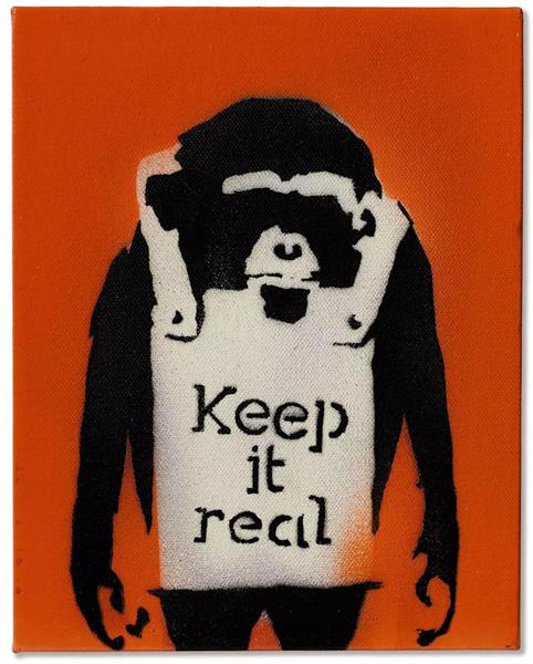 班克斯 《Keep It Real》