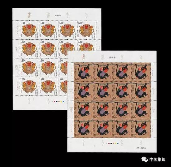 如今,第四轮生肖邮票已经发行了四款,