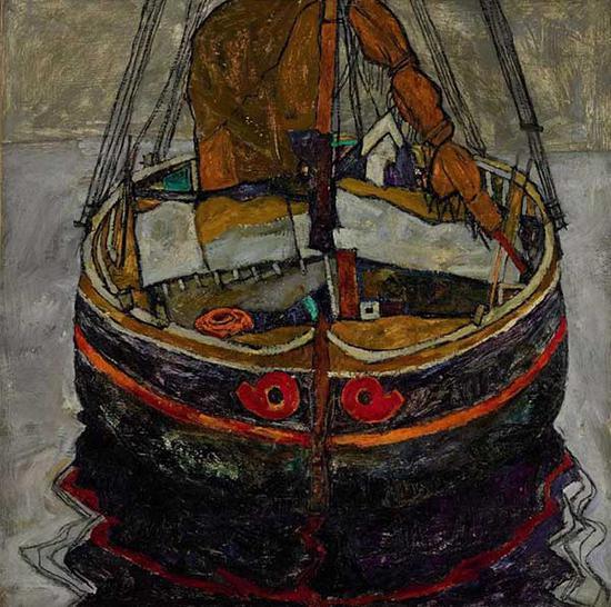 埃贡.席勒(Egon Schiele)