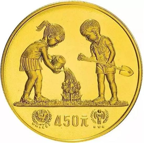再来说说铂金币
