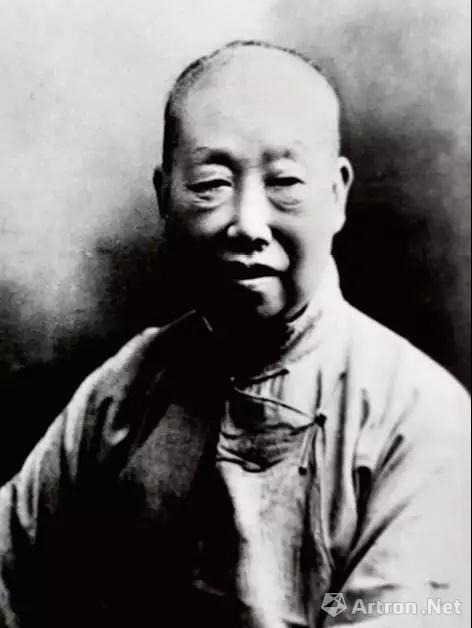 吴昌硕(1844——1927)